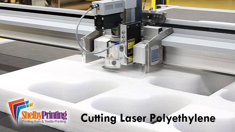 cutting laser Polyethylene